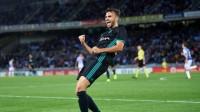 El Real Madrid despeja dudas con un triunfo solvente en Anoeta