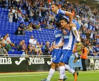 El Espanyol estrena triunfo ante el Celta