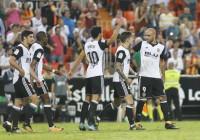 Un 'hat-trick' de Zaza hunde al Málaga y mete al Valencia en puestos 'Champions'