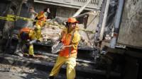 Al menos 226 los muertos a causa de un terremoto de magnitud 7,1 en México