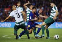 Messi sigue al frente de los goleadores perseguido por Maxi Gómez y Zaza