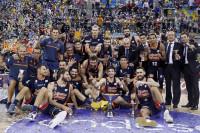 Valencia Basket empieza como acabó