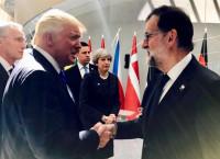 Rajoy se reúne el martes con Trump en la Casa Blanca