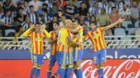 El Valencia conquista los tres puntos ante la Real Sociedad en un choque vibrante