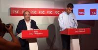 El PSOE cree que el independentismo busca proclamar la independencia el 6 de octubre