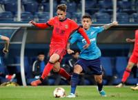 Los errores condenan a la Real Sociedad en San Petesburgo