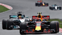 Verstappen sorprende a Hamilton y Vettel minimiza daños; Alonso, undécimo
