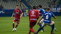 El Oviedo desperdicia su ventaja y empata con el Zaragoza