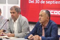 UGT y CCOO se desmarcan de la huelga de este martes en Cataluña
