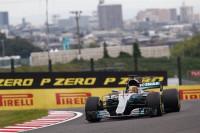 Hamilton logra la pole que le faltaba en Suzuka y Alonso saldrá último