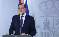 Rajoy, sobre el artículo 155: