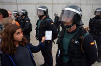 Guardia Civil lleva a la AN grabaciones para demostrar que los resultados del 1-O fueron decididos previamente