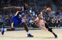 Shved y Robinson acaban con las esperanzas del Valencia Basket en su estreno en la Euroliga