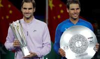 Federer frena en seco a Nadal y se hace con el título en el Masters 1.000 de Shanghai