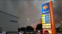Tres personas muertas y dos desaparecidas por la oleada de incendios en Galicia