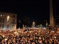 200.000 personas se concentran en Barcelona para pedir la libertad de los