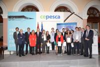 RTVE, Premio de Periodismo y Sector Pesquero Español de CEPESCA