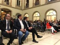 El Govern acusa a Rajoy de haber decidido aplicar el 155 antes de la respuesta de Puigdemont