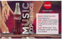 El Coca-Cola Music Experience agota todas las entradas