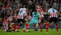 El Barça sale airoso de San Mamés