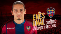 Enes Ünal deja el Villarreal y jugará cedido en el Levante