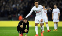 Wembley y Dele Alli tumban al Real Madrid