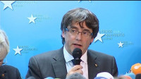 Puigdemont y los cuatro exconsellers de Bélgica, en libertad con medidas cautelares