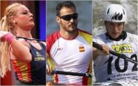 Craviotto, Valentín, Chorraut, Cooper y Perales, entre los galardonados con un Premio Nacional del Deporte 2016