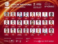 Scariolo llama a 11 jugadores de Euroliga para las primeras ventanas FIBA