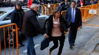 Forcadell entra en la prisión de Alcalá Meco hasta que pueda reunir la fianza de 150.000 euros