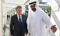 Emiratos donará 40 millones para financiar el posconflicto en Colombia