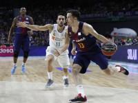 El Barcelona Lassa asalta el WiZink Center e inflige la primera derrota al Real Madrid