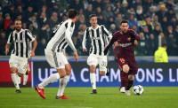 El Barça, líder y a octavos con lo justo en Turín