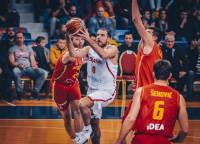España despeja dudas ante Montenegro