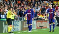 Gol fantasma y empate en Mestalla