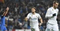 Bale y Mayoral rescatan al Madrid de la gesta fuenlabreña
