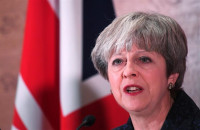 La Policía de Reino Unido frustra un presunto complot para asesinar a May