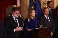 Rajoy rechaza cambiar la Constitución para