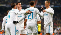 El Madrid vuelve a sonreír en Europa (3-2)