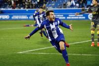 El Alavés funciona con Abelardo y Las Palmas da un paso atrás