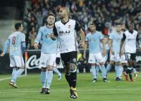 El Valencia reanima su lucha de penalti y el Dépor aprovecha un mal día del Leganés
