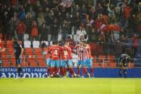 El Lugo se sitúa colíder y Osasuna sigue en caída libre