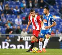 Timor dispara al Gerona en la tabla y deja tocado al Espanyol (0-1)
