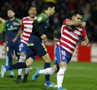 El Granada acaricia los puestos de ascenso directo tras imponerse al Sporting
