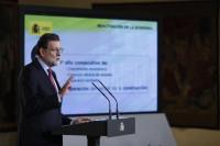 Rajoy hace un balance positivo del 2017
