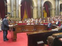 La defensa de Junqueras apelará hoy en el Supremo a su derecho a participar en política