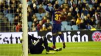 Un Barça de repuesto saca ventaja de Balaídos