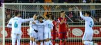 El Madrid fulmina in extremis la épica del Numancia