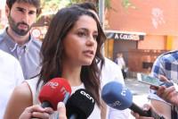 Arrimadas ve muy difícil su investidura pero dice que los electos en Bélgica dejan en minoría a independentistas