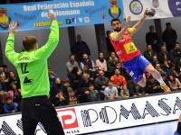 Los 'Hispanos' superan a Bielorrusia en su estreno del Torneo Internacional de España